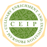 Culinary Enrichment and Innovation Program Logo