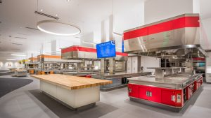 Hestan Teaching Kitchen at the Culinary Institute of America at Copia