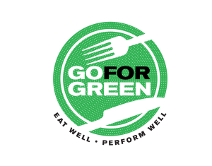 Go for Green Air Force logo